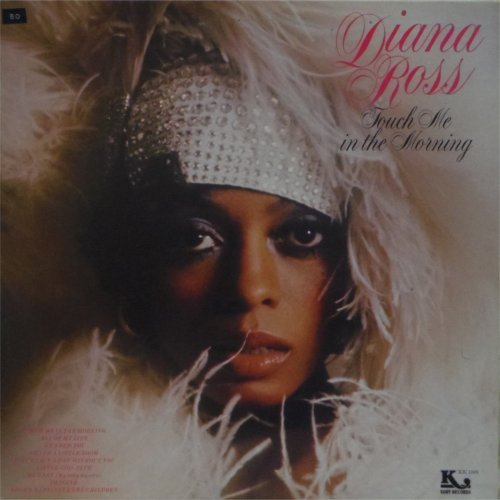 Diana Ross<br>Touch Me In The Morning<br>LP (US pressing)