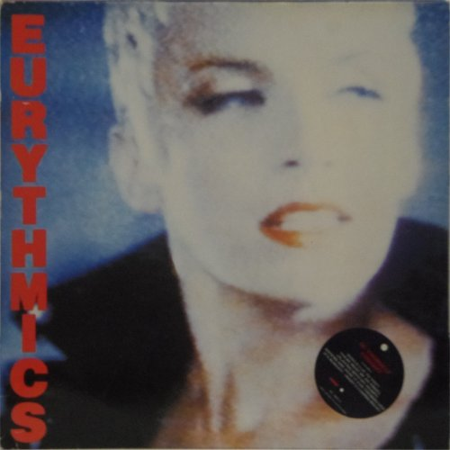 Eurythmics<BR>Be Yourself Tonight<br>LP (GERMAN pressing)