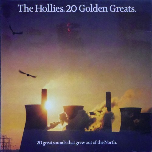 The Hollies<br>20 Golden Greats<br>LP (UK pressing)