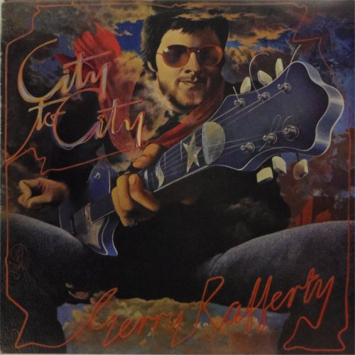 Gerry Rafferty<br>City To City<br>LP (UK pressing)