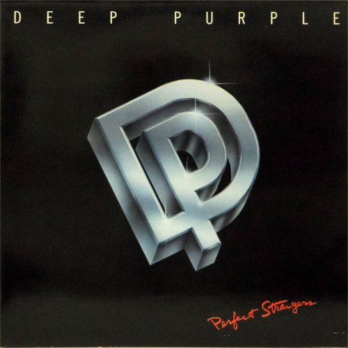 Deep Purple<br>Perfect Strangers<br>LP (UK pressing)