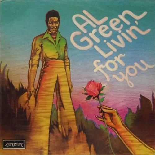 Al Green<br>Livin For You<br>LP (UK pressing)