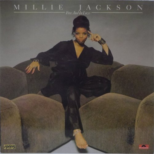 Millie Jackson<br>Free And In Love<br>LP (UK pressing)