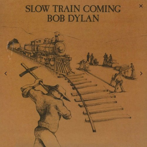 Bob Dylan<br>Slow Train Coming<br>(New re-issue)<br>LP