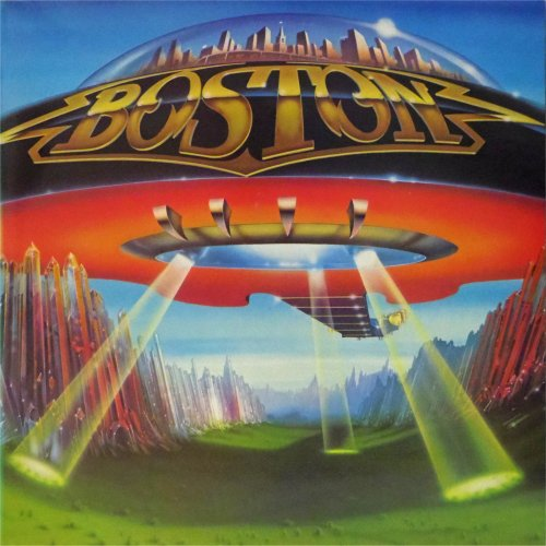 Boston<br>Don't Look Back<br>LP (UK pressing)
