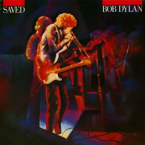Bob Dylan<br>Saved<br>(New re-issue)<br>LP