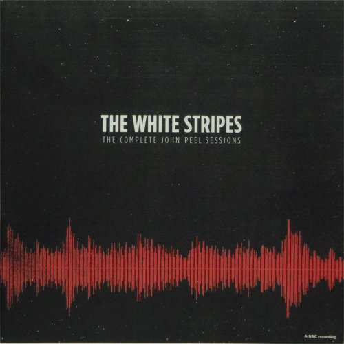 The White Stripes<br>The Complete John Peel Sessions<br>Double LP (US pressing)