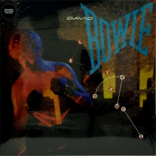 David Bowie<br>Let's Dance<br>(New 180 gram re-issue)<br>LP