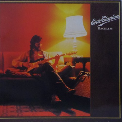 Eric Clapton<br>Backless<br>LP