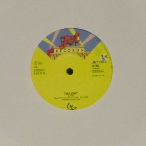"Electric Light Orchestra<br>Twilight<br>7"" single"