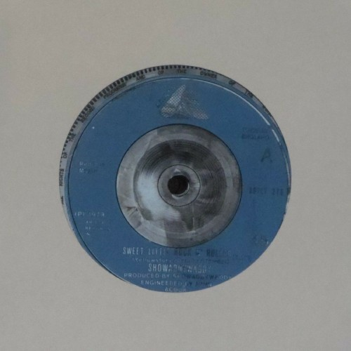 "Showaddywaddy<br>Sweet Little Rock N Roller<br>7"" single"