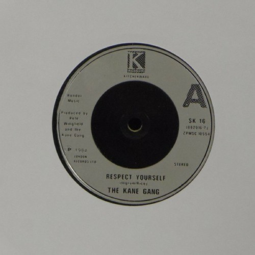 "The Kane Gang<br>Respect Yourself<br>7"" single"