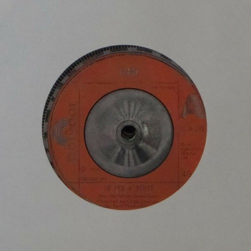 "Slade<br>In For A Penny<br>7"" single"