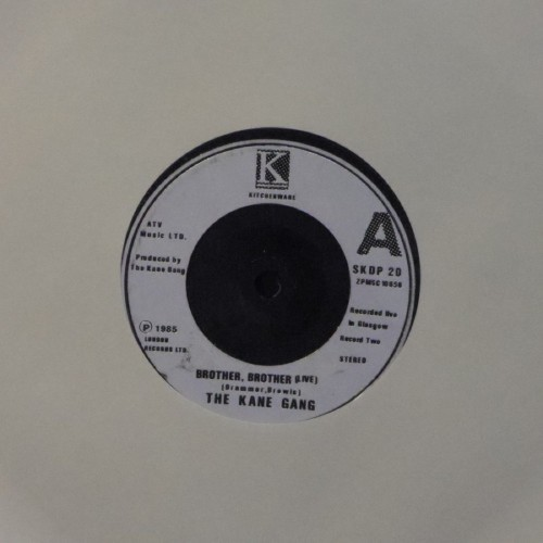 "The Kane Gang<br>Brother, Brother (Live)<br>7"" single"