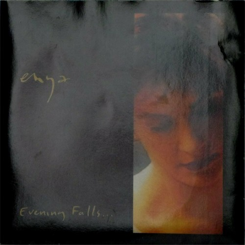 "Enya<br>Evening Falls<br>7"" single"