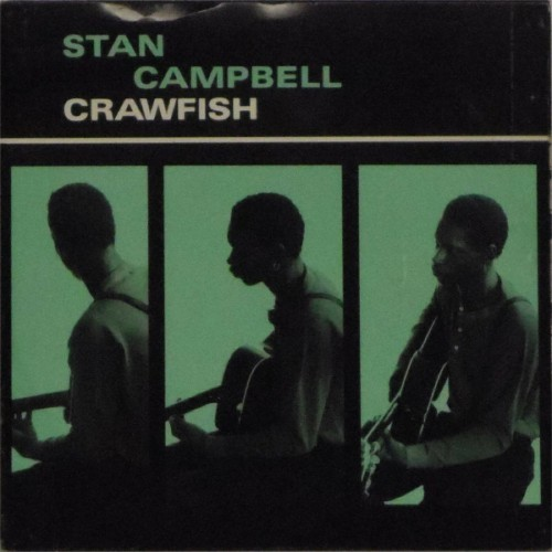 "Stan Campbell<br>Crawfish<br>7"" single"