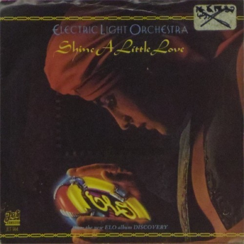 "Electric Light Orchestra<br>Shine A Little Love<br>7"" single"