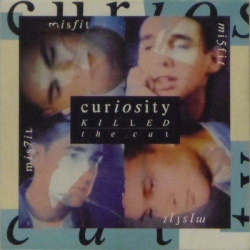 "Curiosity Killed The Cat<br>Misfit<br>7"" single"