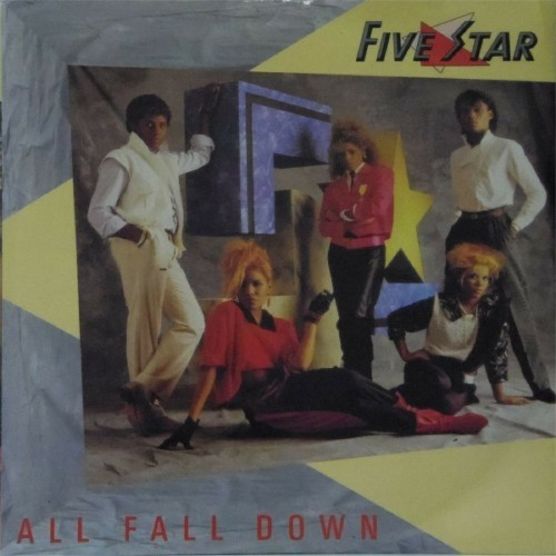 "Five Star<br>All Fall Down<br>7"" single"