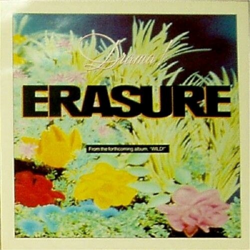 "Erasure<br>Drama<br>7"" single"