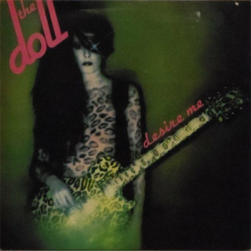 "The Doll<br>Desire Me<br>7"" single"