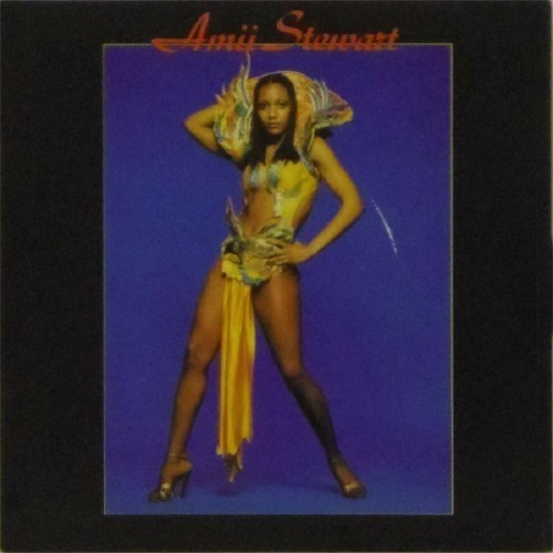 "Amii Stewart<br>The Letter<br>7"" single"